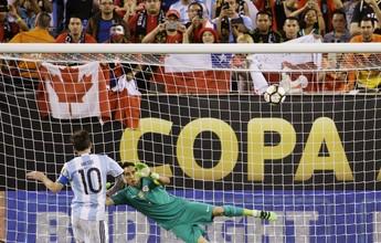 BLOG: A geração do azar; sobre Messi, supertições e promessas