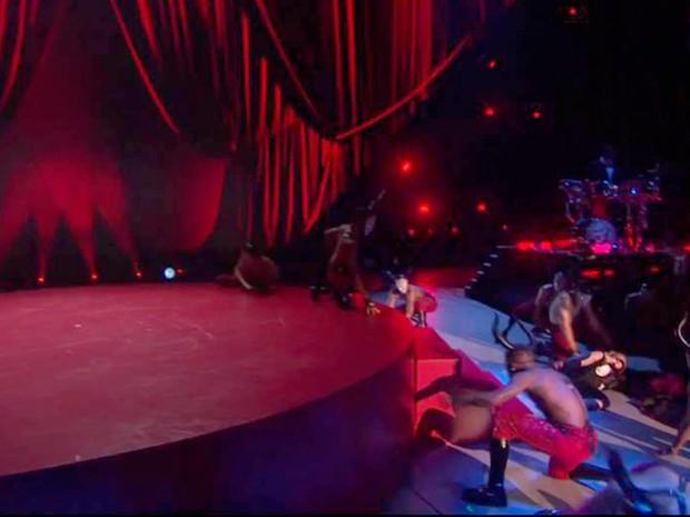 Brit Awards 2015 - shows (Foto: Joel Ryan/Invision/AP)