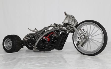 Mundial; customização; Thunderbike; motos; RK Concepts (Foto: Onno Wieringa/Frank Sander/Divulgação)