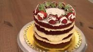 Aprenda a fazer bolo red velvet