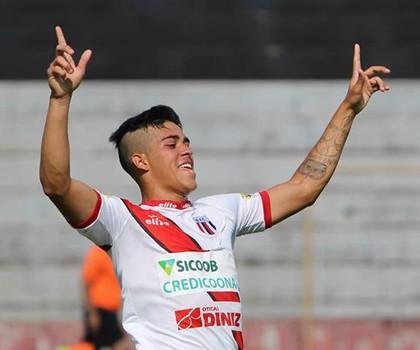 Zagueiro Carlos Henrique quer atuar no Paulistão (Foto: Rogério Moroti/Ag. Botafogo)