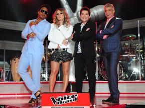 the voice brasil (Foto: Divulgação / TV Globo)