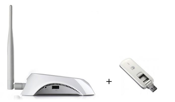 Entenda para o que serve e como funcionam os roteadores e modem com tecnologia móvel (Foto: Divulgação/Huawei)