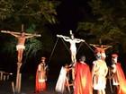 Paixão de Cristo é encenada nesta 6ª feira na região Centro-Oeste Paulista