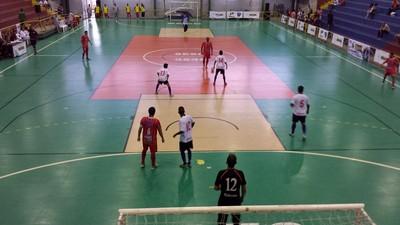 pernambuco open de futsal petrolina (Foto: Amanda Lima)
