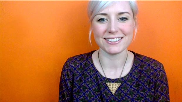 EMILY LETTS FICOU FAMOSA NA INTERNET COM VÍDEO EM QUE MOSTRA O MOMENTO EM QUE FOI FAZER UM ABORTO (Foto: REPRODUÇÃO)