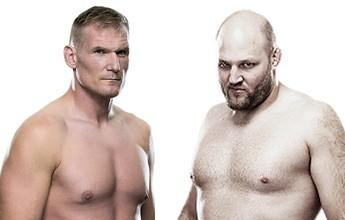 Ben Rothwell enfrenta Josh Barnett no UFC Nova Jersey, em 30 de janeiro