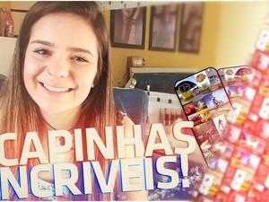 Adolescente fez sucesso após vídeo onde fala de capinhas de celular (Foto: Viih Tube/Divulgação)