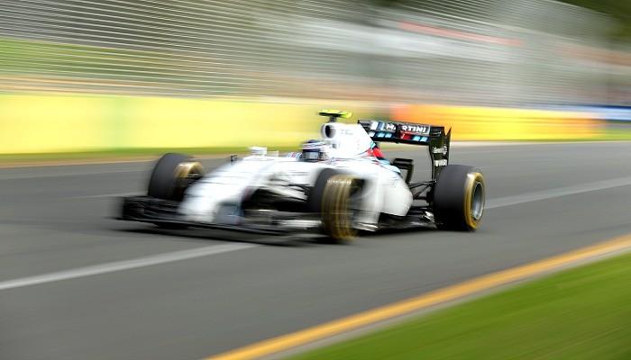 Valtteri Bottas Williams GP da Austrália