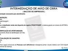 RJ oferta 1.459 oportunidades de emprego, informa Setrab