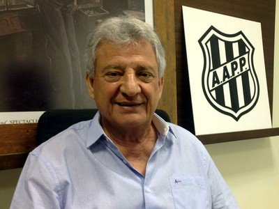 Sérgio Carnielli Presidente de Honra Ponte Preta Macaca (Foto: Divulgação / Ponte Preta)