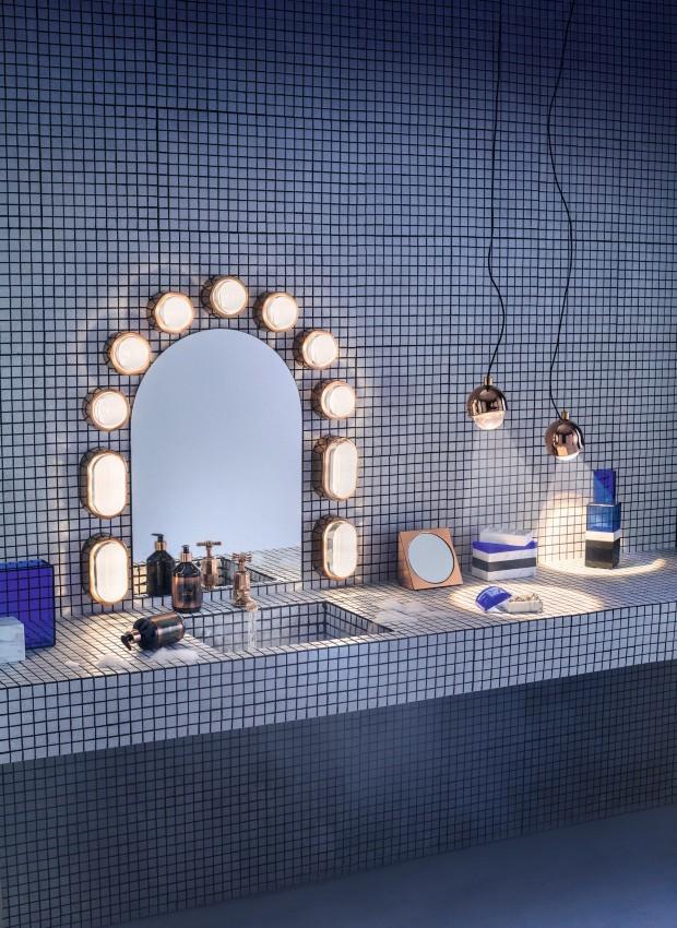 Luzes de parede para ambientes úmidos (Foto: Divulgação)