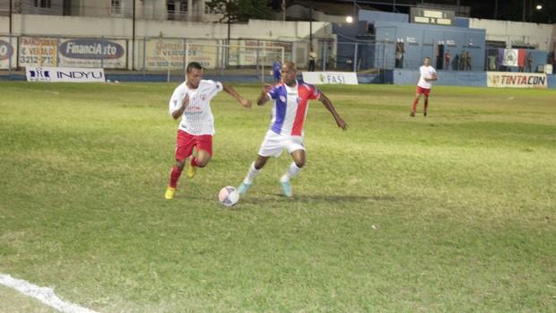 Funorte lidera o grupo B com seis pontos. (Foto: Valdivan Veloso / Globoesporte.com)