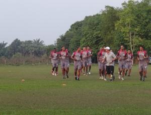 Santa Cruz em Marabá (Foto: Terni Castro/Globoesporte.com/PE)