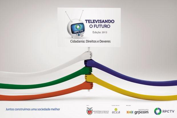 Televisando (Foto: Divulgação/RPC TV)