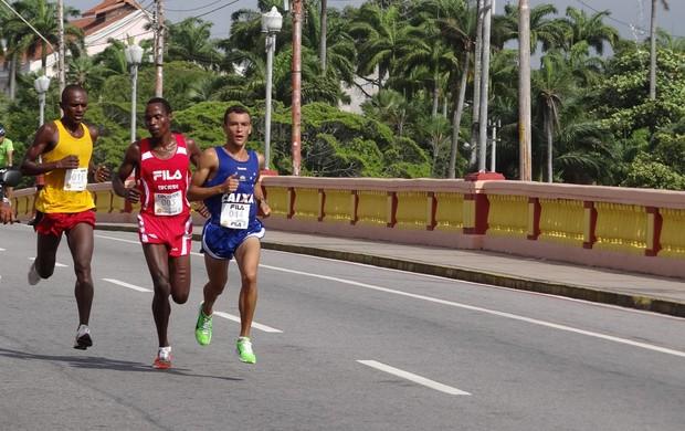 Corrida das Pontes (Foto: Elton de Castro/GloboEsporte.com)