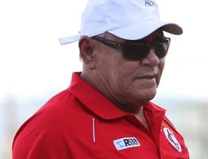 Freitas Nascimento, treinador do Campinense (Foto: Nelsina Vitorino / Jornal da Paraíba)