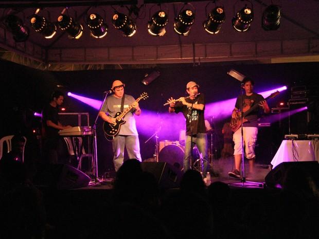 Banda Xique Baratinho (Foto:  Ailton Cruz)