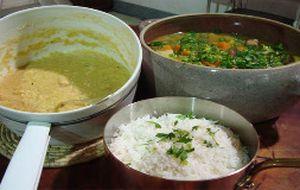 Cozido Tradicional e Pirão