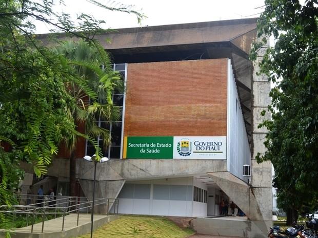Sesapi prepara mutirão no Centro Administrativo  (Foto: Divulgação/Sesapi)