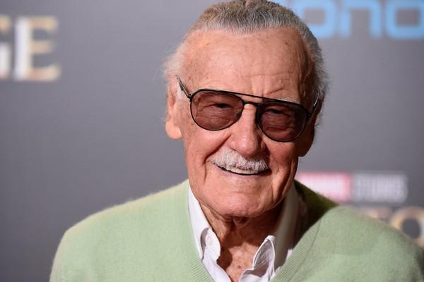 O quadrinista e criador do Universo Marvel, Stan Lee (Foto: Getty Images)