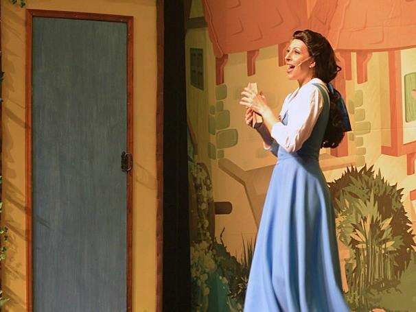 Espetáculo é uma adaptação sobre o conto de fadas francês escrito por Jeanne-Marie LePrince de Beaumont (Foto: Divulgação)