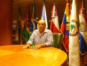 Roberto Costa, ex-goleiro do Atlético-PR (Foto: Arquivo pessoal)