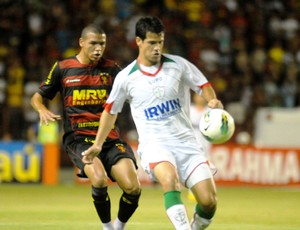 Sport x Portuguesa  (Foto: Aldo Carneiro / Pernambuco Press)