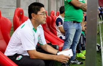 Confiante: para Sérgio China, decisão do terceiro lugar ainda está em aberto