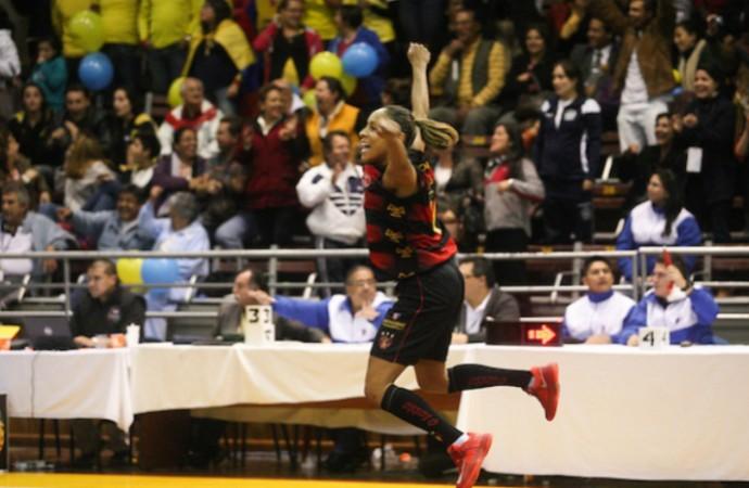 Sport, final sul-americano feminino de basquete (Foto: Fiba)