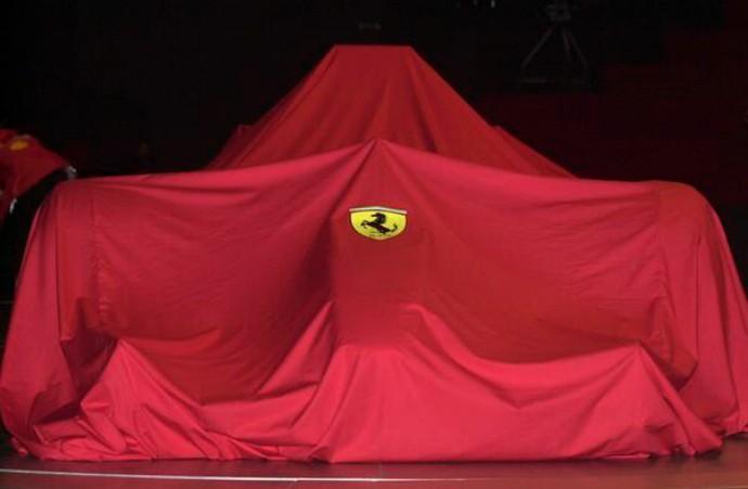 Modelo Ferrari 2014 (Foto: Divulgação/Ferrari)