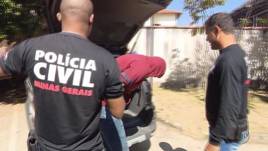 Operação prende suspeitos de assalto a banco em Alterosa, MG