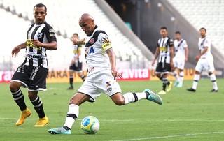 Guinazu, Ceara X Vasco (Foto: Marcelo Sadio / Vasco.com.br)