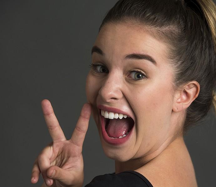 Laryssa Ayres (Foto: TV Globo)