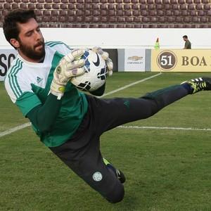 Bruno Palmeiras (Foto: César Greco/ Ag. Palmeiras)