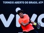 Feijão perde duas posições em nova atualização do ranking da ATP