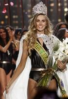 Marthina Brandt, do Rio Grande do Sul, vence o Miss Brasil 2015