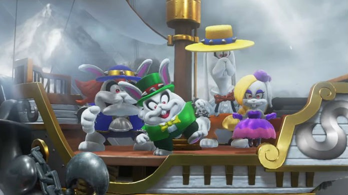 Super Mario Odyssey apresentará novos inimigos e aliados (Foto: Divulgação/Nintendo)