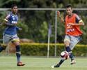 Jogadores esperam Cruzeiro com mais ritmo no clássico do que na estreia