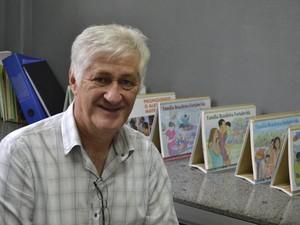 Secretário de Saúde de Cachoeiro falou sobre o Mais Médicos (Foto: Viviane Machado/ G1)