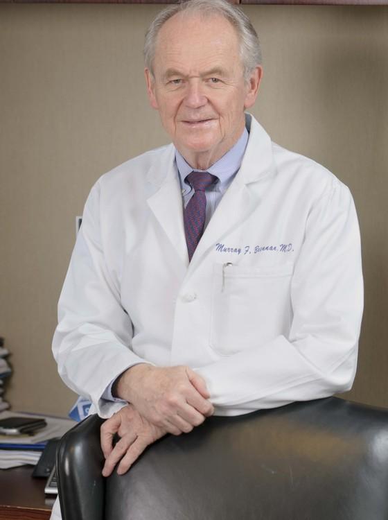 """O cirurgião-oncológico Murray Brennan: """"O problema é que os pacientes têm expectativas irreais"""" (Foto: Divulgação)"""