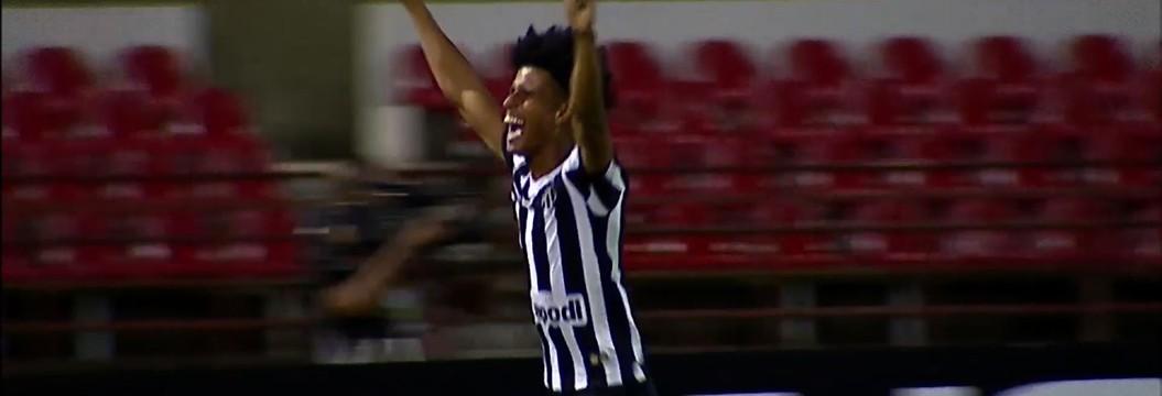 Veja os melhores momentos  de CRB 0 x 3 Ceará