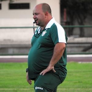 Julinho Camargo, técnico do Boa Esporte (Foto: Nailson Wapichana)