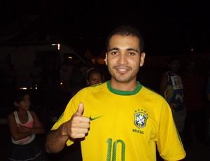 Natal - André Teixeira, analista industrial (Foto: Ferreira Neto)