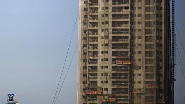 Construção - obras (Foto: Nacho Doce/Reuters)