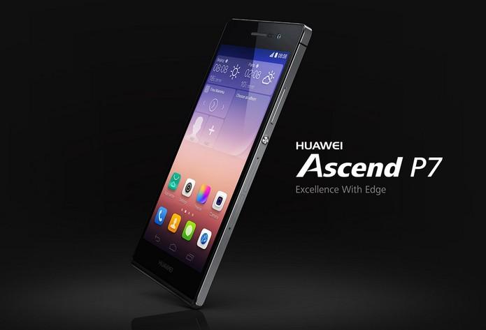 Huawei Ascend P7 (Foto: Divulgação/ Huawei)