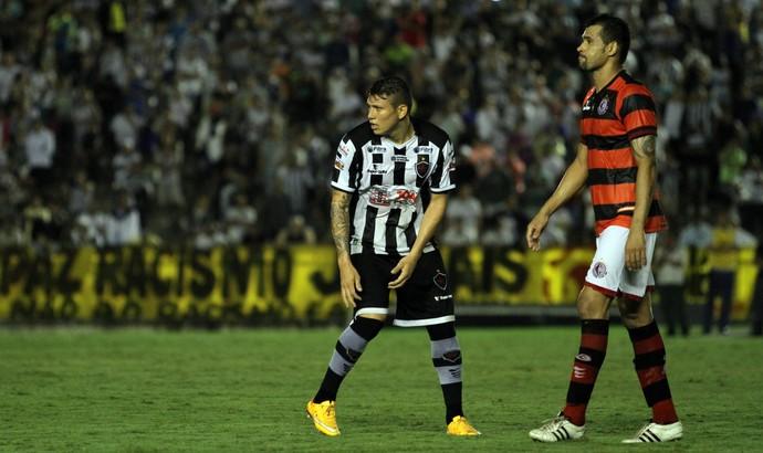 Botafogo-PB x Campinense, pelo Paraibano (Foto: Francisco França / Jornal da Paraíba)