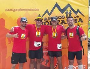 The Flash Frame Amigos da Montanha