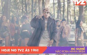 """MC Guimê lança clipe de """"Não Roba Minha Bri$a"""" com exclusividade no TVZ"""