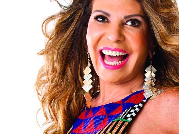 Elba Ramalho apresenta no dia 30 de outubro, o álbum Do meu olhar pra fora no Armazém Vilas (Foto: Divulgação)